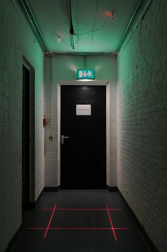 0,6 m² Schutzraum